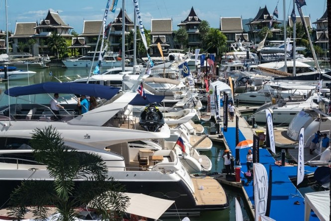 PIMEX 2015 hosted by the beautiful Thailand yacht holiday destination