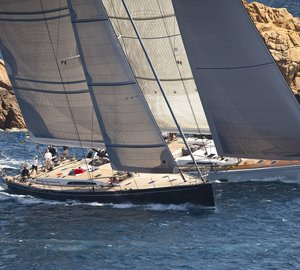Nauta Design at Cannes Yachting Festival with New Yachts for Four Shipyards