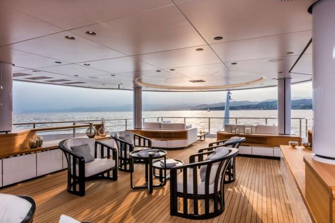 SUERTE Yacht - Exterior