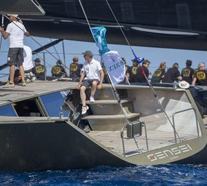 Maxi Yacht Rolex Cup 2015 Started Today