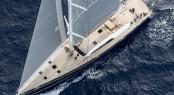 Swan 115 S superyacht SOLLEONE under sail - Nautor's Swan/Carlo Borlenghi & Eva-Stina Kjellman