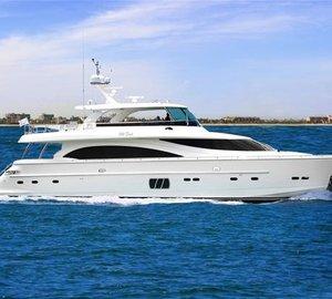 Horizon Yachts launch second E88 open bridge yacht