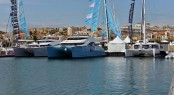 Sunreef Yachts Fleet at the 2015 Cannes Yachting Festival