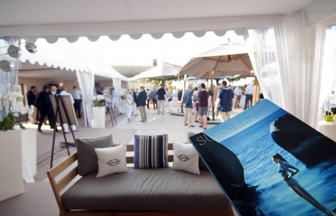 Sunseeker Breakfast at Cannes Yachting Festival