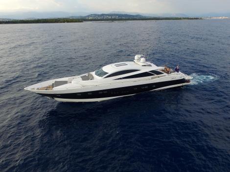 Sunseeker Predator 108 Yacht ZULU