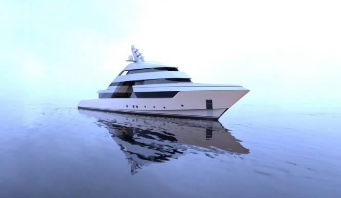 Super yacht FOCUS concept