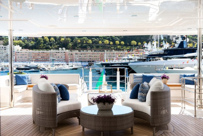 Superyacht JEWEL at MYS 2015