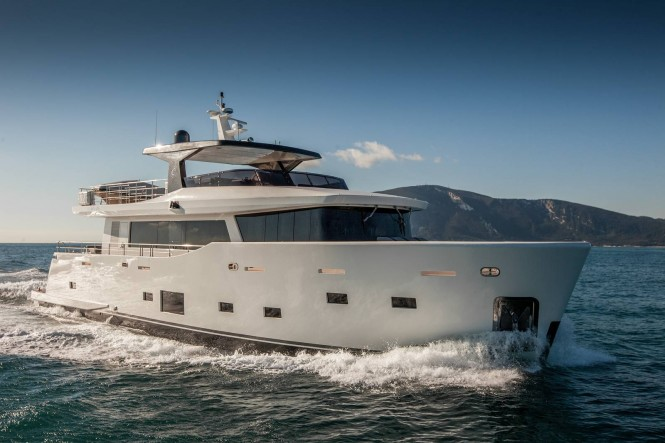 Superyacht NOGA by CDM