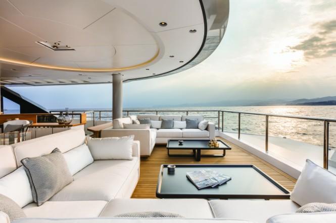 Superyacht SUERTE - Exterior