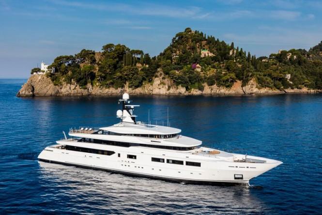 Tankoa S693 Yacht SUERTE