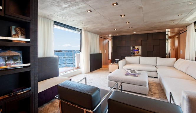 Sanlorenzo SL96 Yacht - Interior