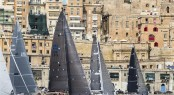 111 teams from 22 different countries compete for the Rolex Middle Sea Race - Photo by Rolex Carlo Borlenghi