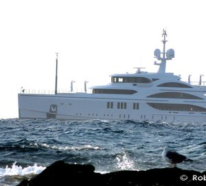 Eye-catching 63m Superyacht 11/11 (FB265) by BENETTI