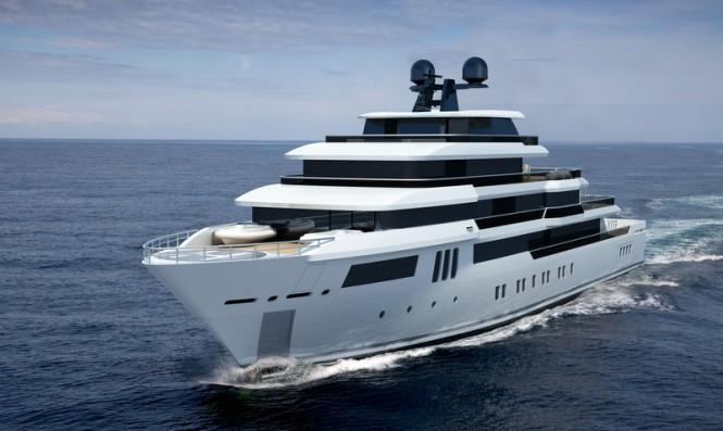 Superyachten concept  Halikarnas concept — Luxury Yacht Charter & Superyacht News