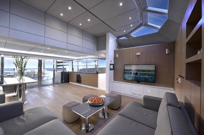 70 Sunreef Power Yacht BLUE BELLY - Interior