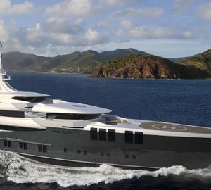 New 70M Superyacht ZENITH by Sunrise Yachts For Sale