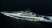 77m motor yacht Silver Fast by Silver Yachts