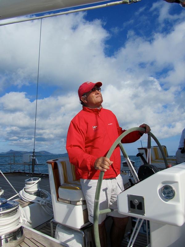 APS Koh Samui - Capt Charlie Dwyer - Photo credit to Asia Pacific Superyachts Koh Samui