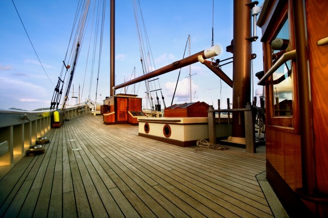 Charter Yacht RAJA LAUT