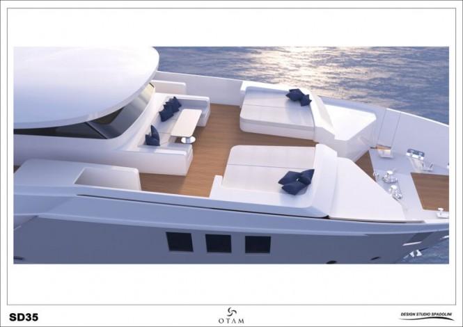 GIPSY Yacht - Exterior
