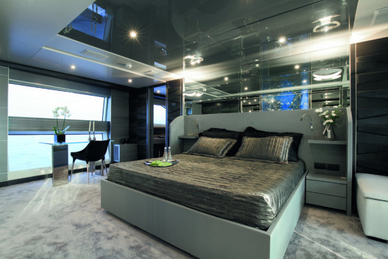 Iron man superyacht cabin yacht charter superyacht news for By the cabin catamaran charters
