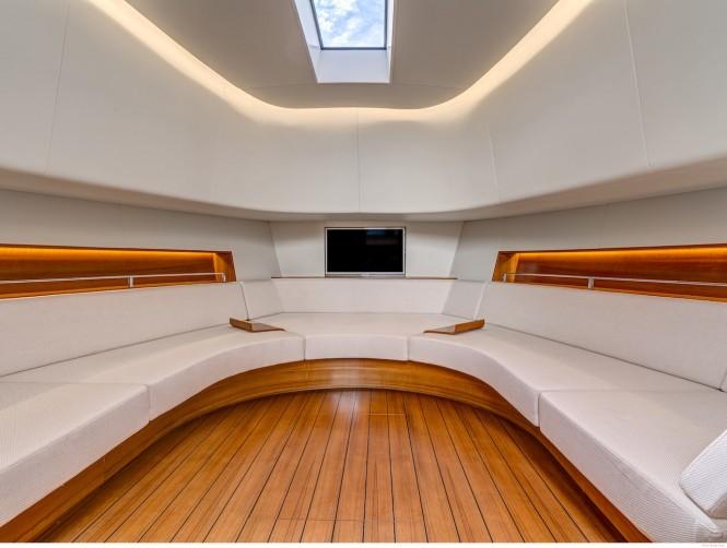 Interior of ALEN 55