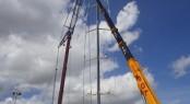Kokomo Yacht's rig pull