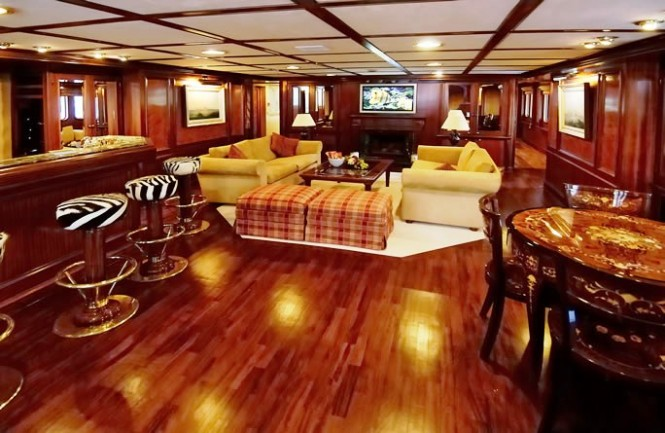 Lady K II superyacht - Interior
