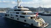Luxury motor yacht KIBO