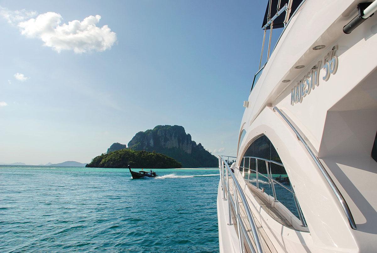 Financial Ratios for East Coast Yachts