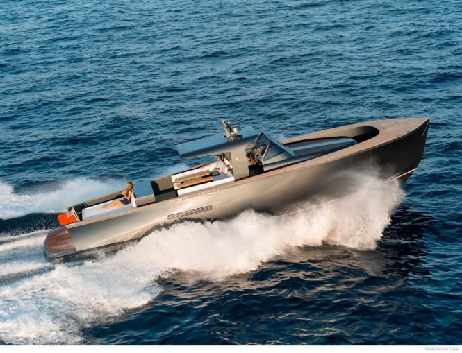 Luxury superyacht tender ALEN 55