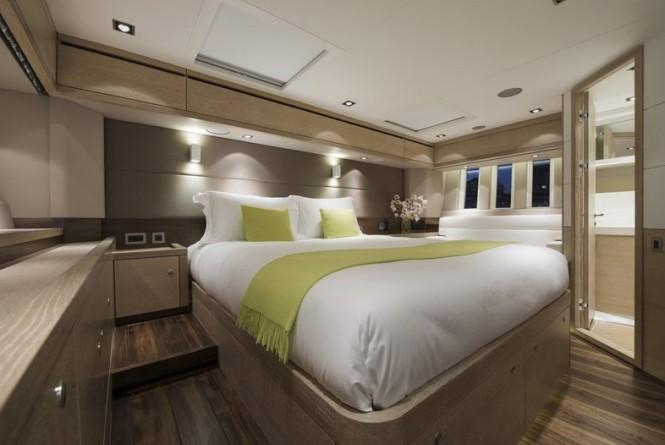 Maegan Yacht - Cabin
