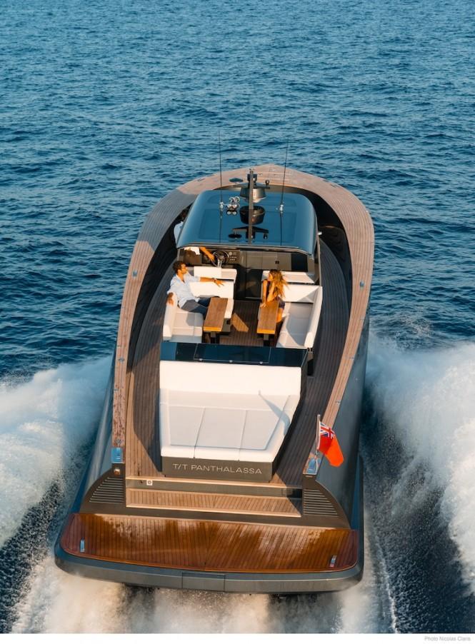 Mega yacht tender ALEN 55