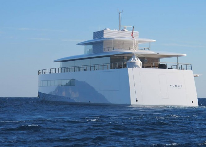 Philippe Starck Luxury Yacht Charter Superyacht News