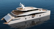 New 150 Sunreef Power Yacht Concept by Sunreef Yachts