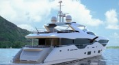 New Sunseeker 116 Yacht sold by Sunseeker Monaco during MYS 2015