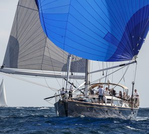 Oyster Regatta Palma 2015 comes to an end