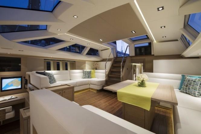Oyster 825 Yacht Maegan - Interior