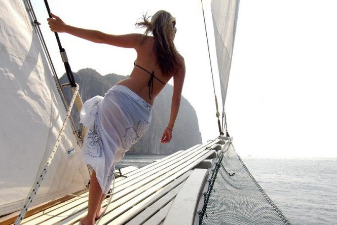 RAJA LAUT yacht