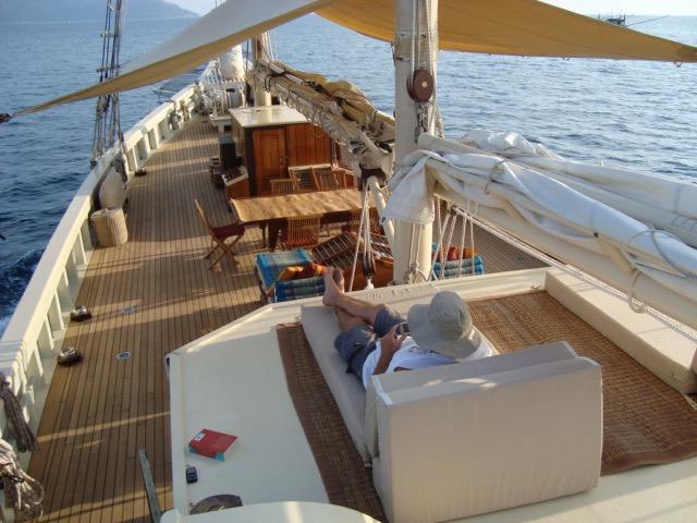 Sailing Yacht RAJA LAUT