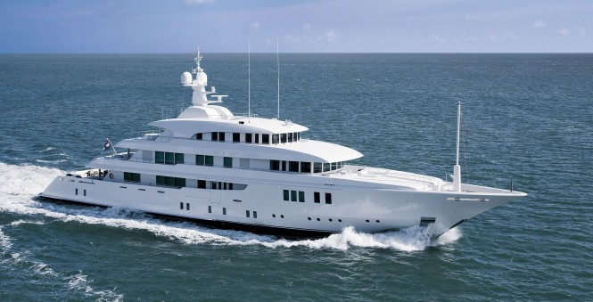 63m Motor Yacht MERIDIAN by ICON Yachts