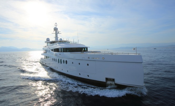 AMELS Superyacht MADAME KATE