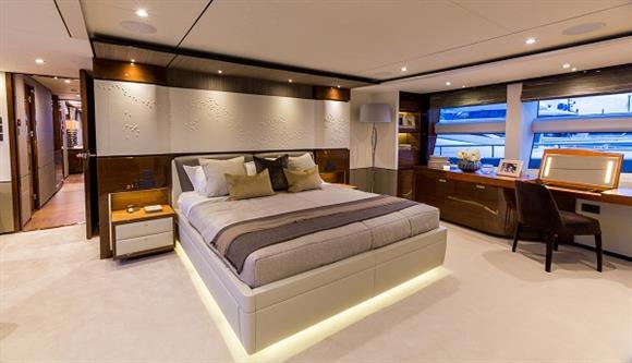 ANTHEYA III Yacht - Cabin