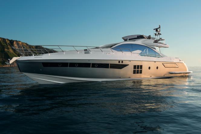 Azimut 77S Yacht
