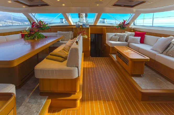 DORYAN superyacht - Interior