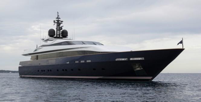 FAST 43m Superyacht PACHAMAMA