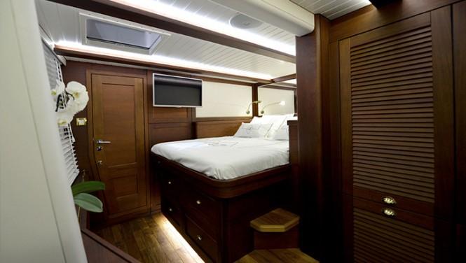 LUCY Z Yacht - VIP Cabin