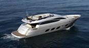 Luxury motor yacht F93 by Filippetti Yacht