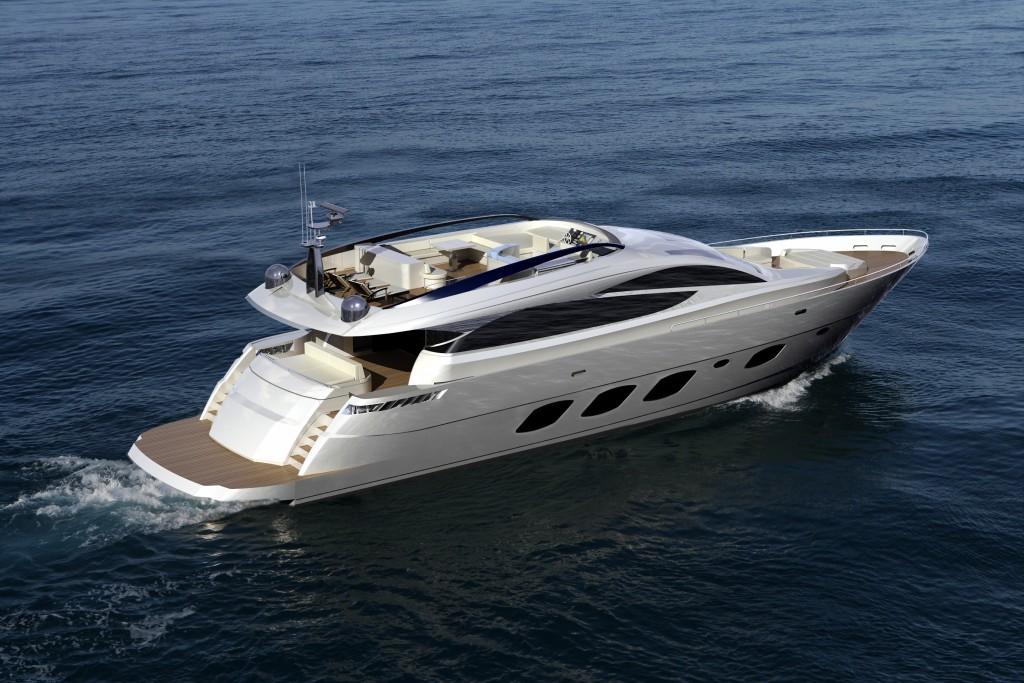 Luxury Motor Yacht F93 By Filippetti Yacht Yacht Charter