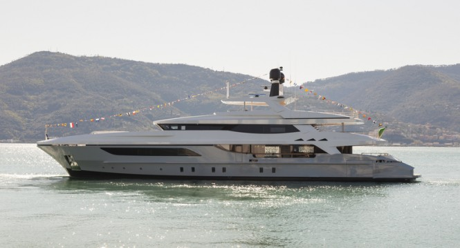 Luxury motor yacht ONLY ONE by Baglietto